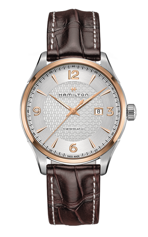 Hamilton Jazzmaster Viewmatic Auto Watch H42725551 product image