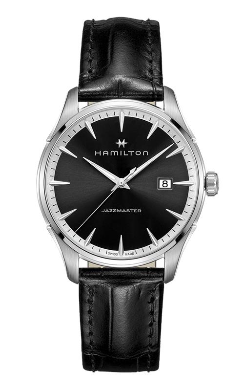 Hamilton Jazzmaster Gent Quartz Watch H32451731 product image