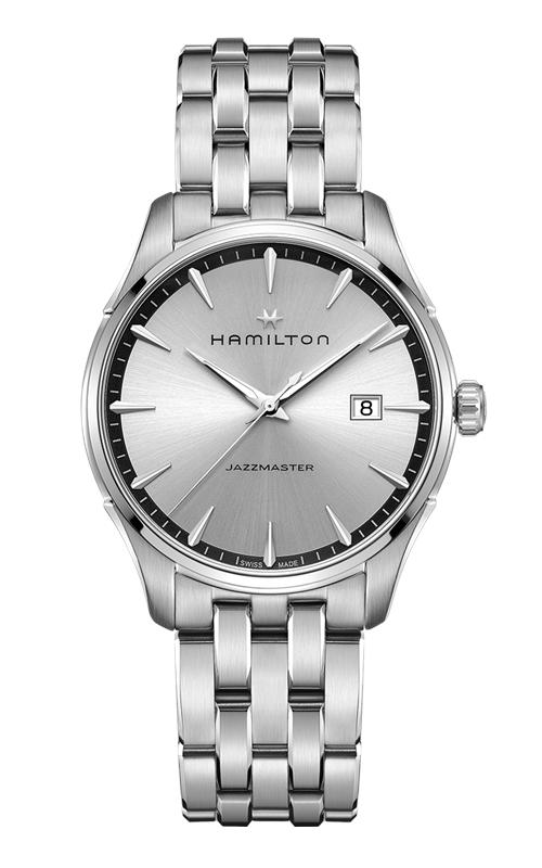 Hamilton Jazzmaster Gent Quartz Watch H32451151 product image