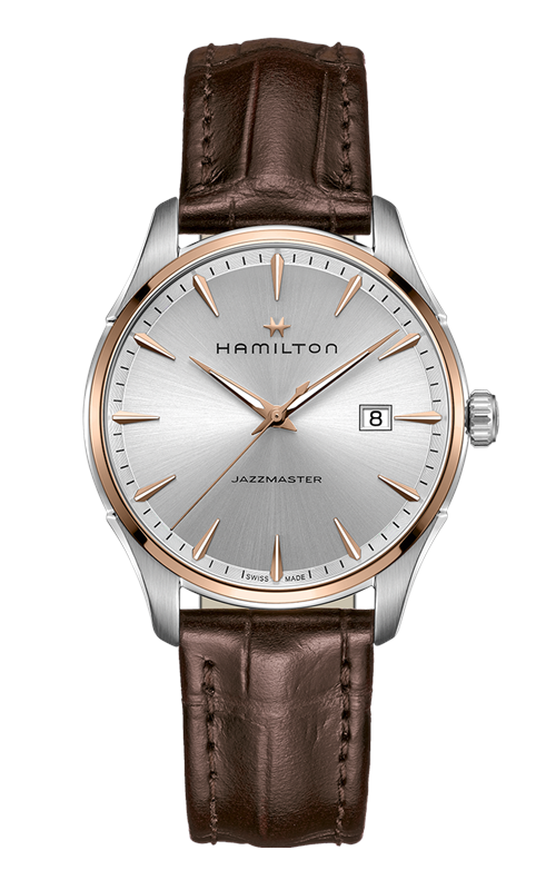 Hamilton Jazzmaster Gent Quartz Watch H32441551 product image