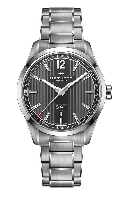 Hamilton Broadway Day Date Auto Watch H43515135 product image