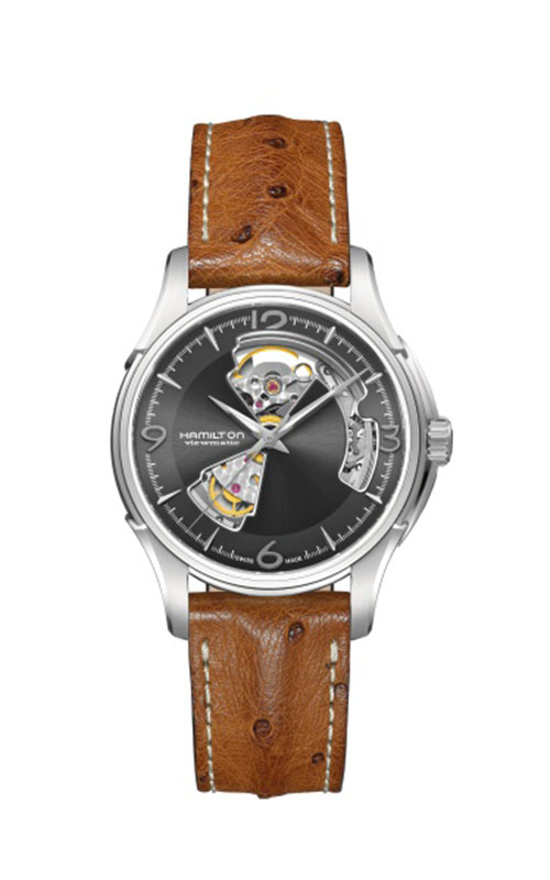 Hamilton Jazzmaster Open Heart Auto Watch H32565585 product image