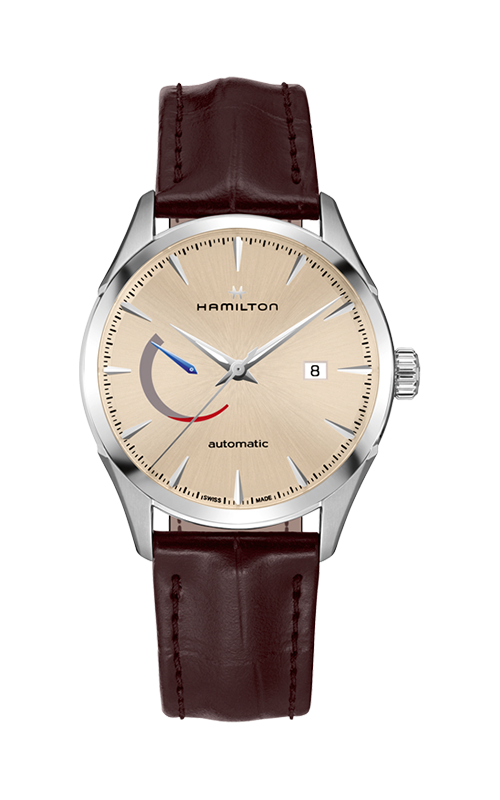 Hamilton Jazzmaster Power Reserve Watch H32635521 product image