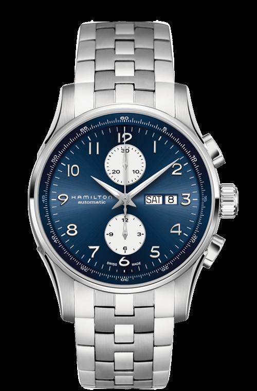 Hamilton Jazzmaster Maestro Auto Chrono 45 Watch H32766143 product image