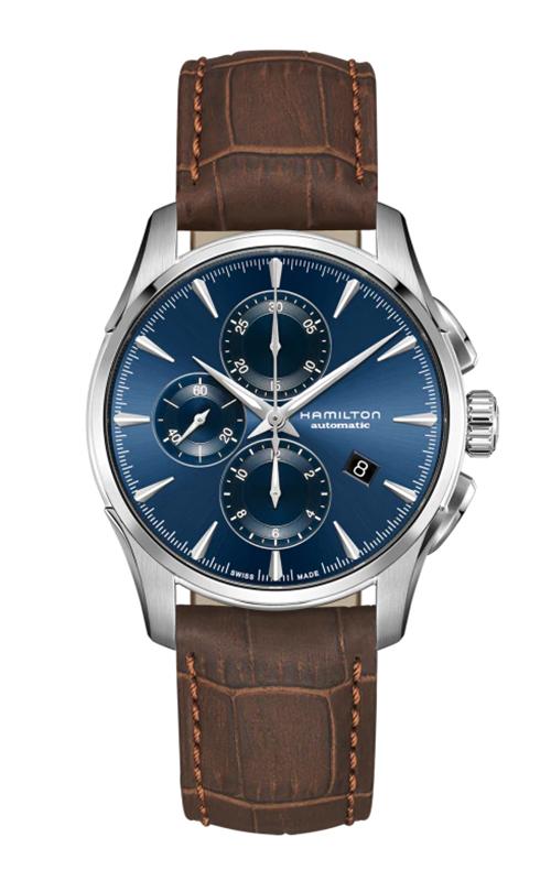 Hamilton Jazzmaster Auto Chrono Watch H32586541 product image