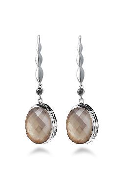 Hera Jewelry Raya Earrings HE32SCHMBSP product image