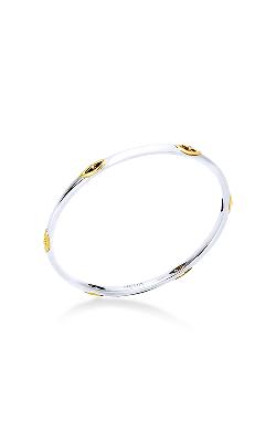 Hera Jewelry Classic Stax Bracelet HSB46SYGDI-MF product image