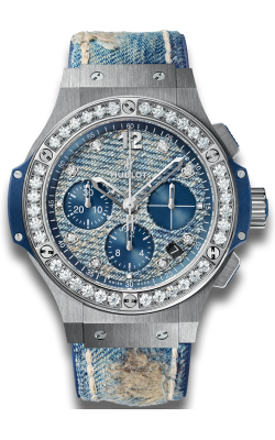 Hublot Big Bang Watch 341.SL.2770.NR.1204.JEANS product image