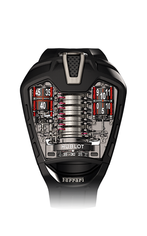 Hublot Masterpieces Watch 905.ND.0001.RX product image