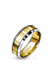 Simon G Men's Wedding Bands LG112