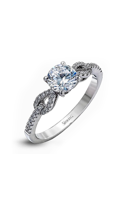 Simon G Classic Romance engagement ring MR1900 product image