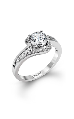 Simon G Vintage Explorer Engagement Ring TR566 product image