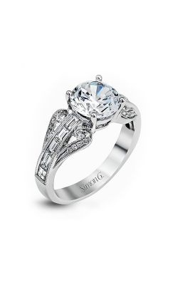 Simon G Vintage Explorer Engagement Ring TR565 product image