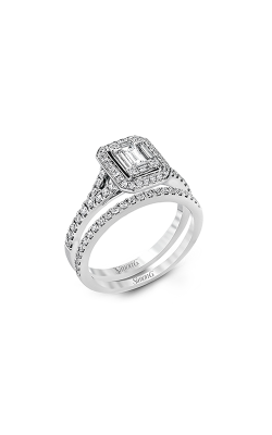 Simon G Passion Wedding Set MR2556 product image