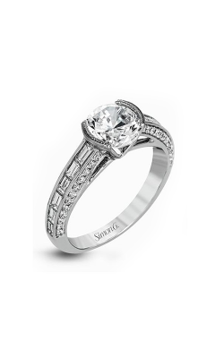 Simon G Vintage Explorer engagement ring TR594 product image