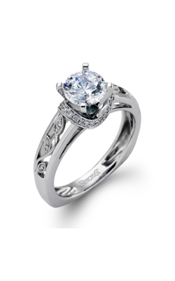 Simon G Vintage Explorer Engagement Ring TR525 product image