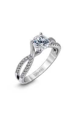 Simon G Delicate Engagement Ring DR234-D product image