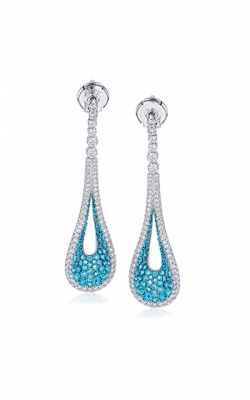 Simon G Midnight Earrings LP4315 product image
