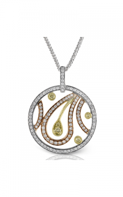 Simon G Paisley Pendant MP1426-B product image