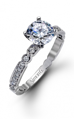 Simon G Caviar Engagement Ring NR130 product image