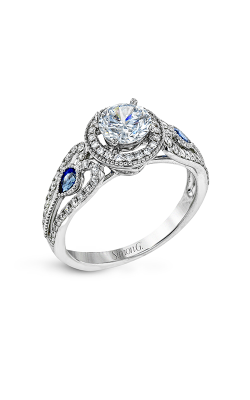Simon G. Vintage Explorer Engagement Rings LP2353 product image