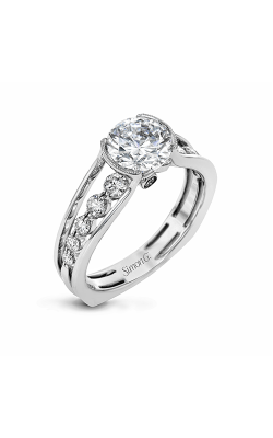 Simon G Modern Enchantment - 18k White Gold 0.45ctw Diamond Engagement Ring, MR2898 product image