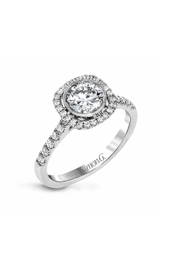 Simon G Modern Enchantment - 18k White Gold 0.34ctw Diamond Engagement Ring, MR2902 product image