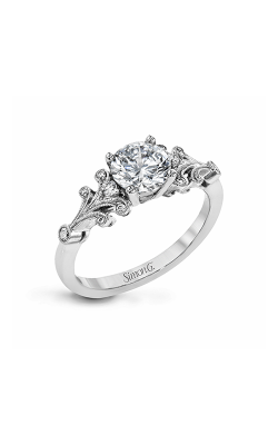 Simon G Vintage Explorer Engagement Ring TR667 product image