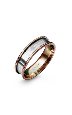 Simon G Men's Wedding Bands LG102 product image
