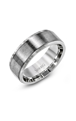 Simon G Men's Wedding Bands LG154 product image