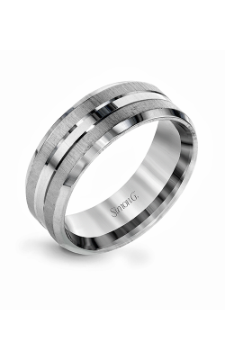 Simon G Men's Wedding Bands LG157 product image