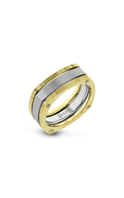 Simon G Men's Wedding Bands LG168 product image