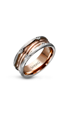 Simon G Men's Wedding Bands LP2179 product image