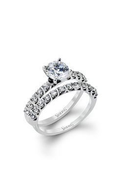Simon G Modern Enchantment - 18k White Gold 0.72ctw Diamond Engagement Ring, MR2492 product image
