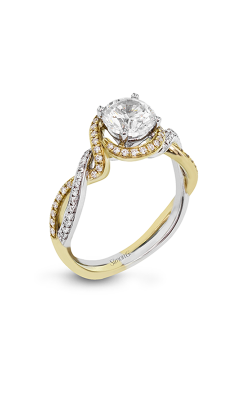 Simon G Classic Romance Engagement Ring MR2708 product image