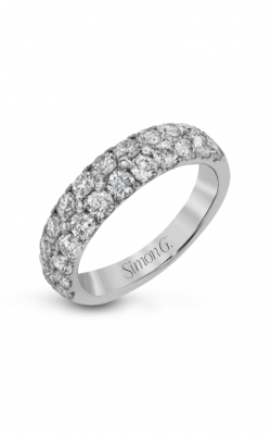 Simon G Nocturnal Sophistication Wedding Band LR1117 product image