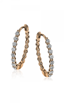 Simon G Modern Enchantment Earring LE4546-R product image