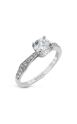 Simon G Vintage Explorer engagement ring TR706 product image
