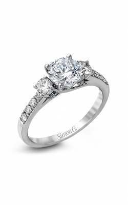 Simon G Delicate Engagement Ring DR231-D product image