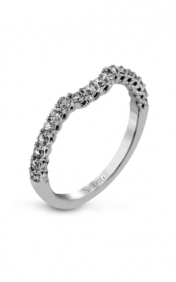 Simon G Modern Enchantment wedding band DR309 product image