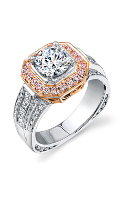 Simon G Passion engagement ring NR109-R product image