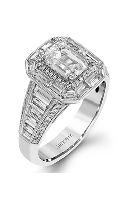 Simon G Vintage Explorer Engagement Ring MR2594 product image