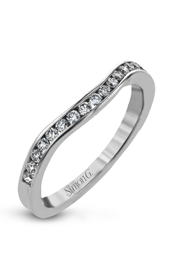 Simon G Modern Enchantment wedding band MR2310 product image