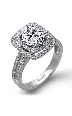 Simon G Delicate Engagement Ring MR1920-D product image
