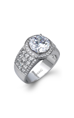 Simon G Nocturnal Sophistication engagement ring MR1683 product image