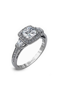 Simon G Delicate Engagement Ring MR1518-D product image