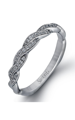 Simon G Delicate wedding band MR1498-D product image