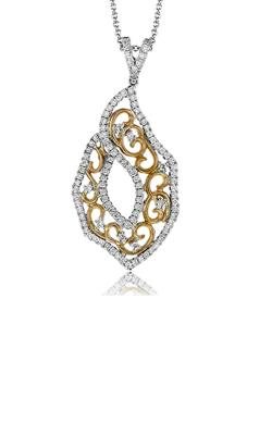 Simon G Vintage Explorer necklace MP1792 product image