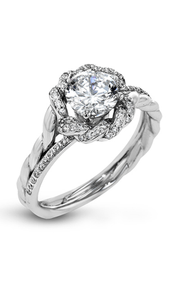 Simon G Classic Romance engagement ring LR1129 product image