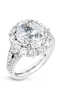 Simon G Passion engagement ring LR1096 product image